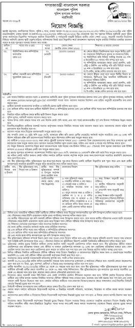 Bangladesh Police Job 2021