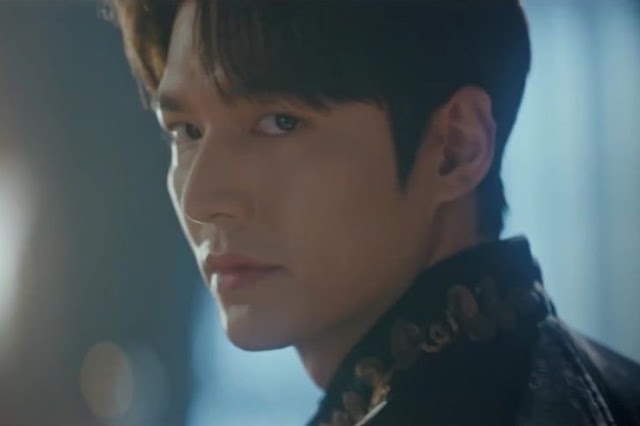 "Lee Min Ho Tampil Memukau di Teaser Pertama ""The King: Eternal Monarch"""