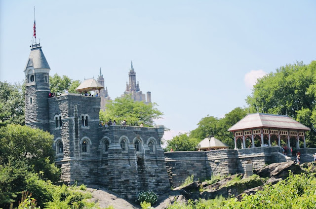 Belvedere Castle by Pedicab Rickshaw Tours