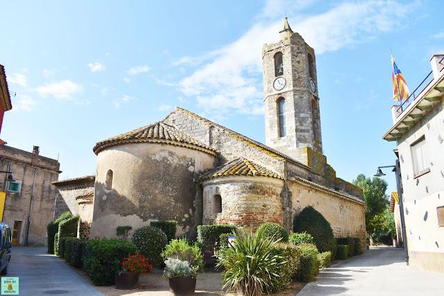 Iglesia de Santa Eulàlia, Vilanova de Muga