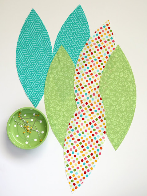 Making an easy fabric ball with the Cricut Maker