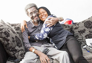 Entertainment: Actor Sadiq Daba returns to Nigeria after surgery