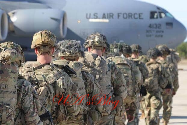 US Sends 3,000 More Troops To Middle East As Reinforcements