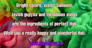 Colorful Holi Greetings, Quotes, Facebook, Whatsapp