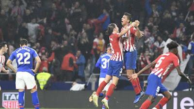 مشاهدة مباراة اتلتيكو مدريد واتلتيك بلباو بث مباشر اليوم 26-10-2019 فى الدورى الاسبانى