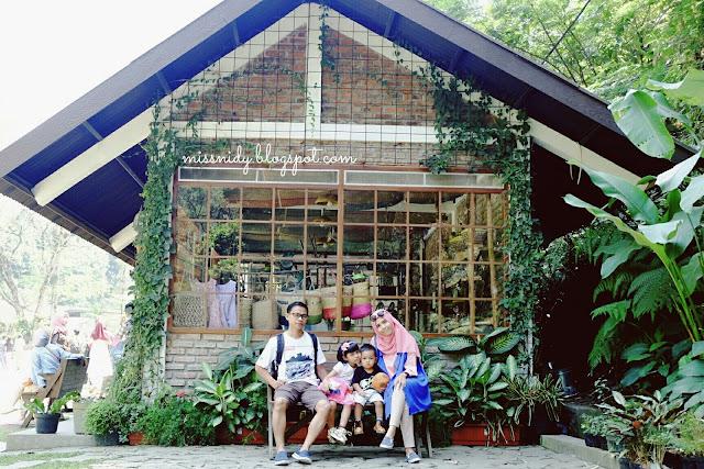 wisata keluarga di lembang bandung