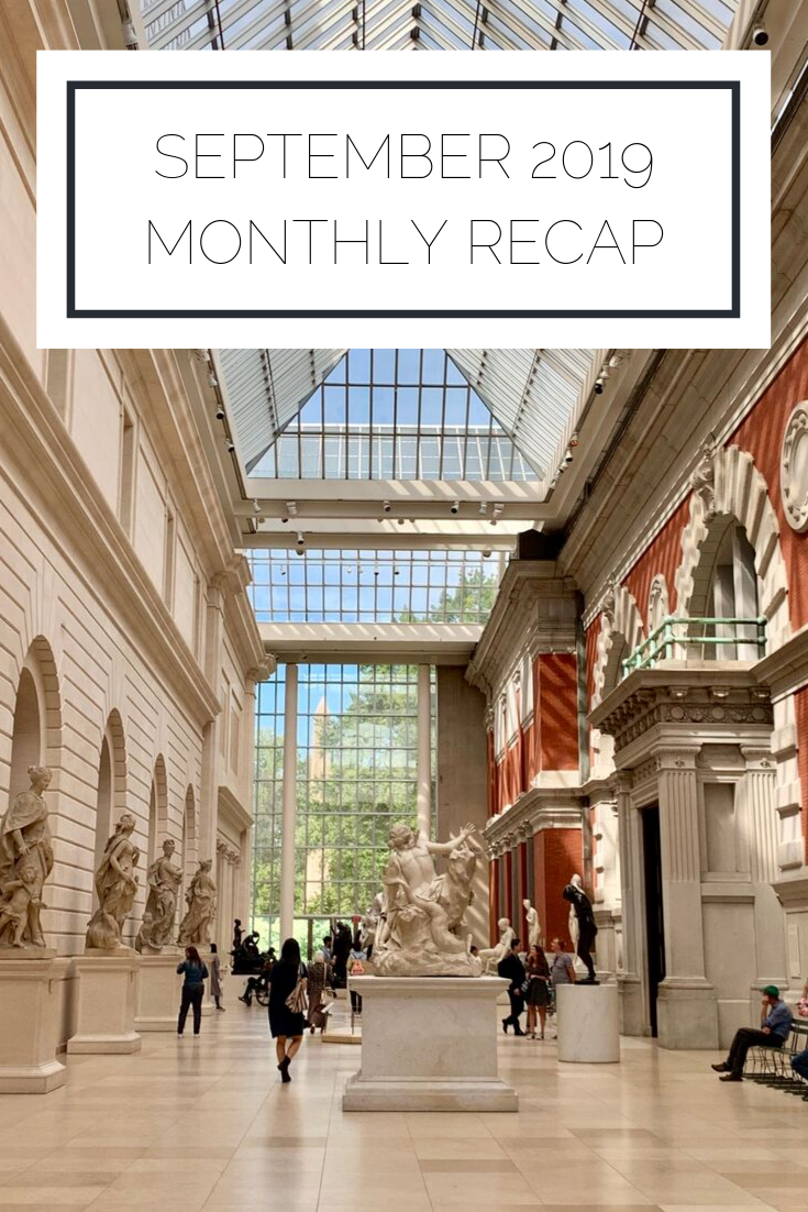 Click to read now or pin to save for later! Check out what I got up to in September!