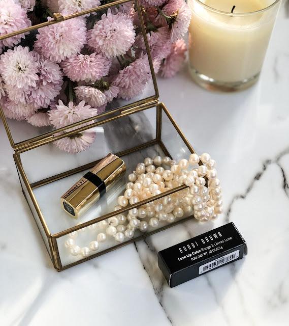 Увлажняющая помада Bobbi Brown Luxe Lip Color Neutral Rose