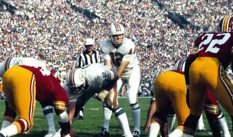 Bob Griese 1972 Dolphins, Don Shula and Perfection