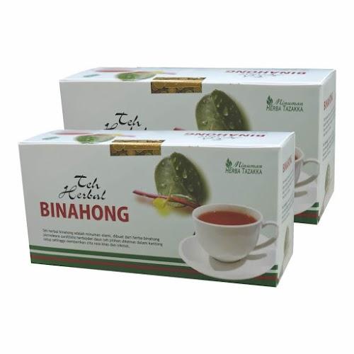 Teh Binahong Tazakka