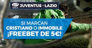 Paston promocion Juventus vs Lazio 20-7-2020