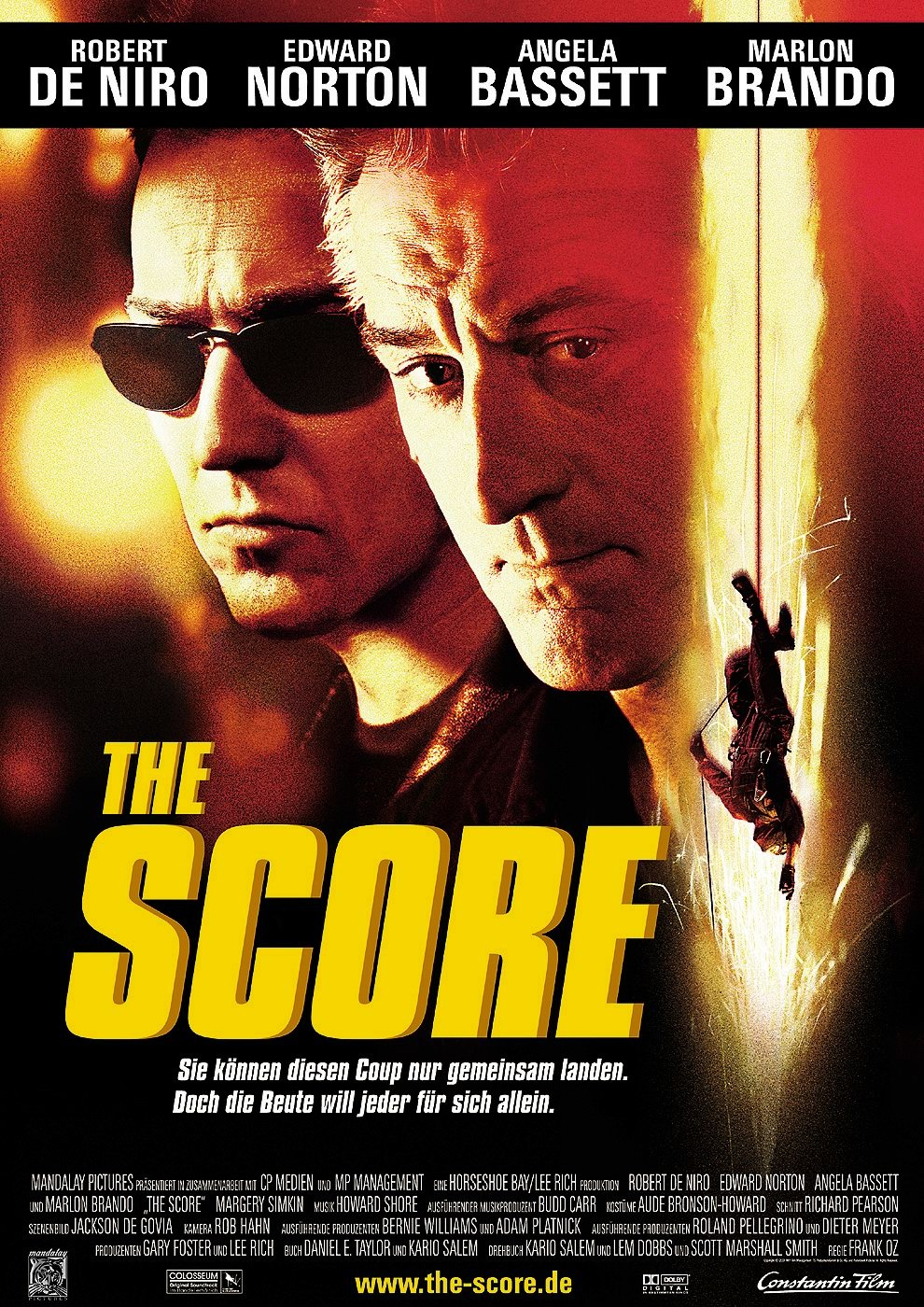 The Score (2001) ταινιες online seires xrysoi greek subs