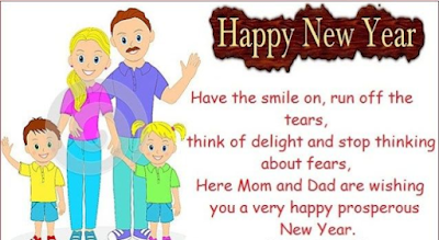 Happy new year 2020 family wishes images