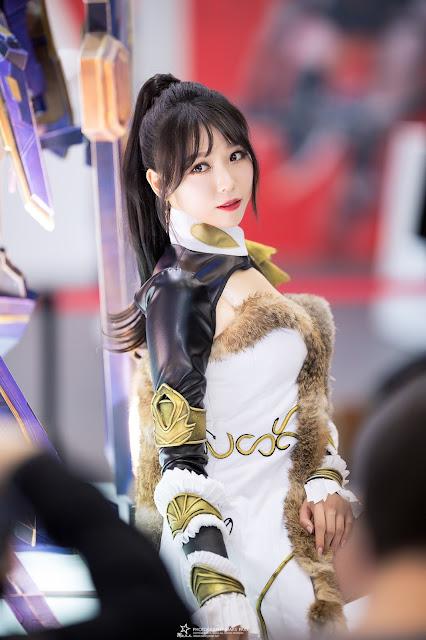 4 Lee Eun Hye - G-STAR 2016 - very cute asian girl-girlcute4u.blogspot.com