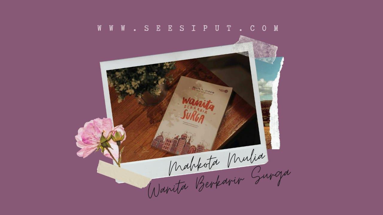 Buku Wanita Berkarir Surga
