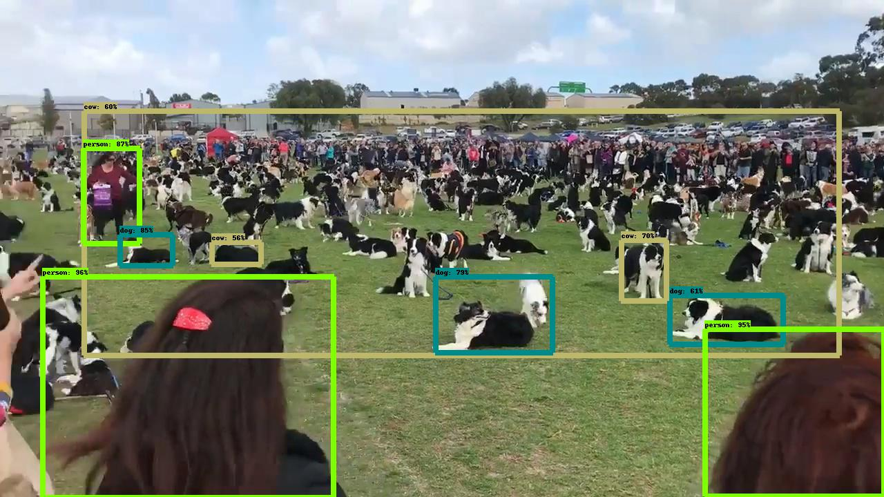 Sr  Roboto: Pass A Video into Tensorflow Object Detection API