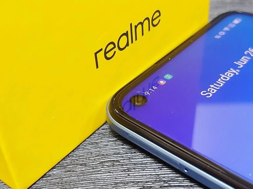 realme 8 5G 16MP Front Camera