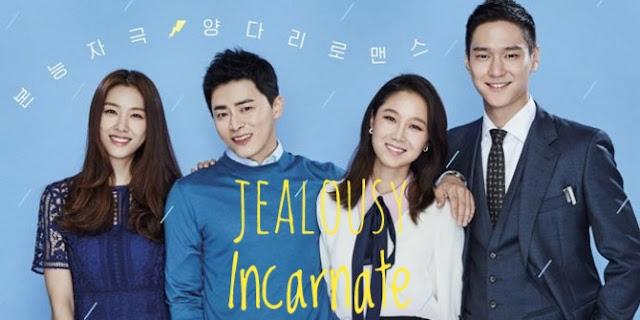 Download Drama Korea Jealousy Incarnate Batch Subtitle Indonesia
