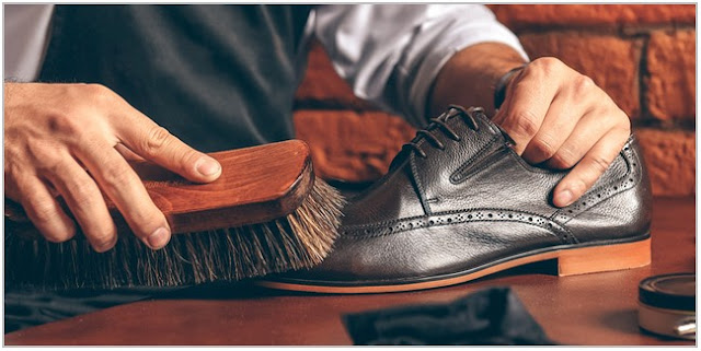 Tips Merawat Sepatu;