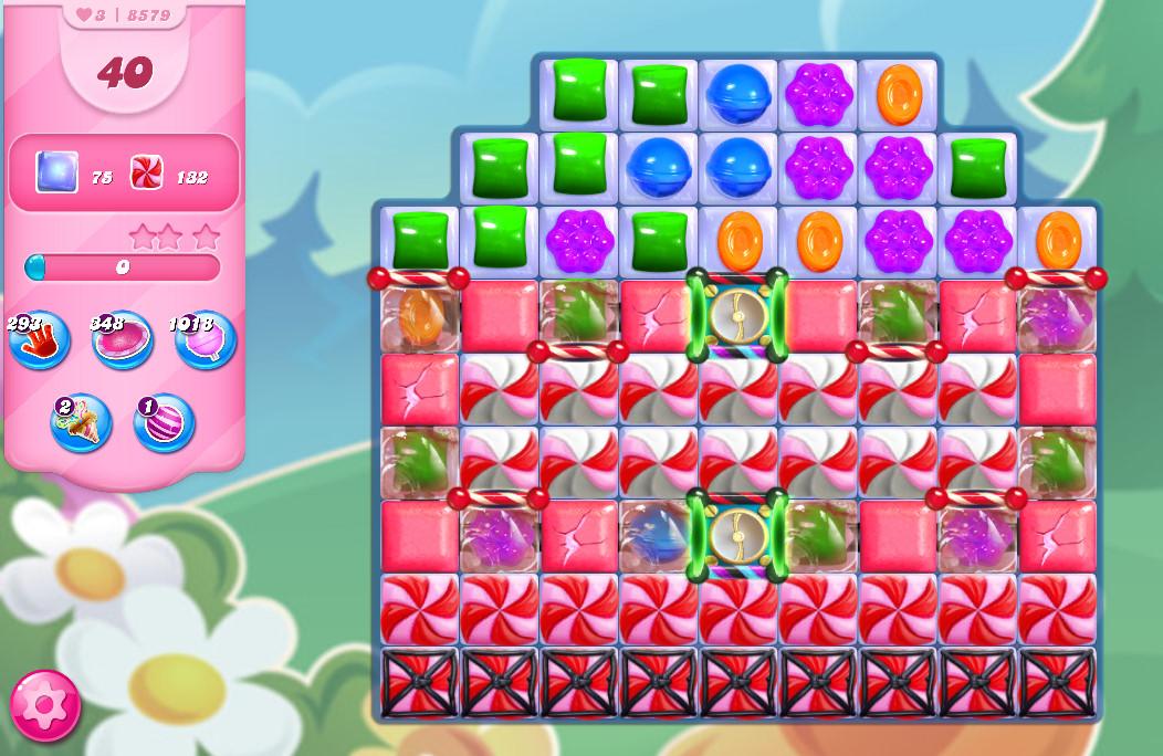Candy Crush Saga level 8579