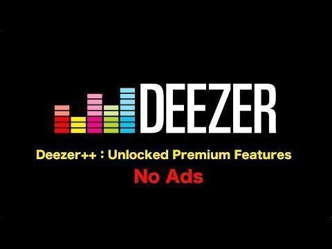 Deezer Premium: Songs, Radio & Podcasts v6.2.1.84 Mod All Features Unlocked [Latest] apk