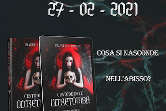 Review party: Custode dell'oltretomba di Emanuela A. Imineo