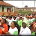Protest In Ekiti, As Women Group Call Fayemi And APC 'OLE'