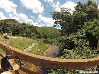 Riacho em Morro do Pilar/MG.
