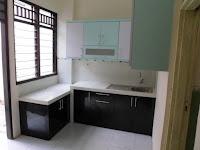 furniture semarang kitchen set minimalis HPL granit 03