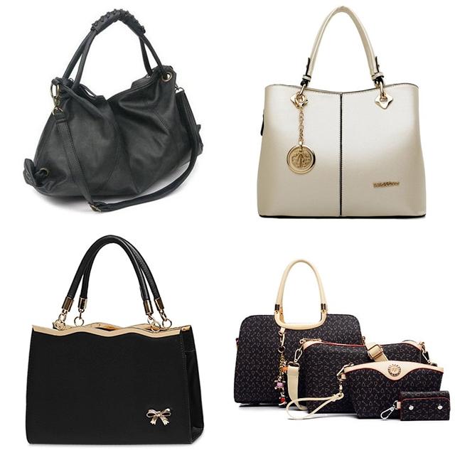 dc07ab82f4 Bolsas de vários estilos para compor diversos looks