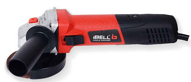 iBELL Angle Grinder IBL AG10-92, 850W, 100MM Heavy Duty,11000 RPM