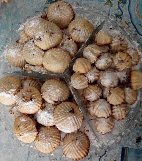 Recette du sablé farcie aux dattes ( Maamoul be tmar)