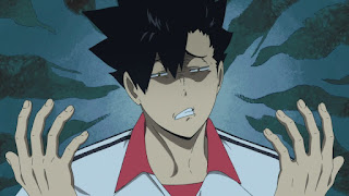 ハイキュー!! 4期アニメ   黒尾鉄朗 Kuroo Tetsurō   音駒高校 Nekoma high   HAIKYU!!
