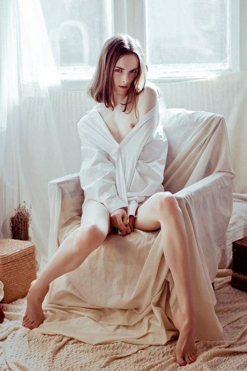 Beautiful Model Vadim Shatilov Story Of Crossdressing