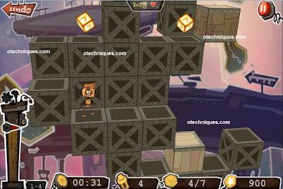 لعبة  Robo5  الرائعة لعبة الذكاء والأثارة لجميع هواتف الاندرويد