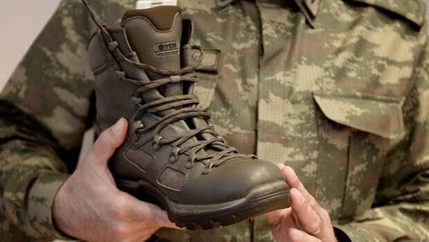 Askerde Bota Mesh Yapılır mı? Botla Namaz Kılınır mı?