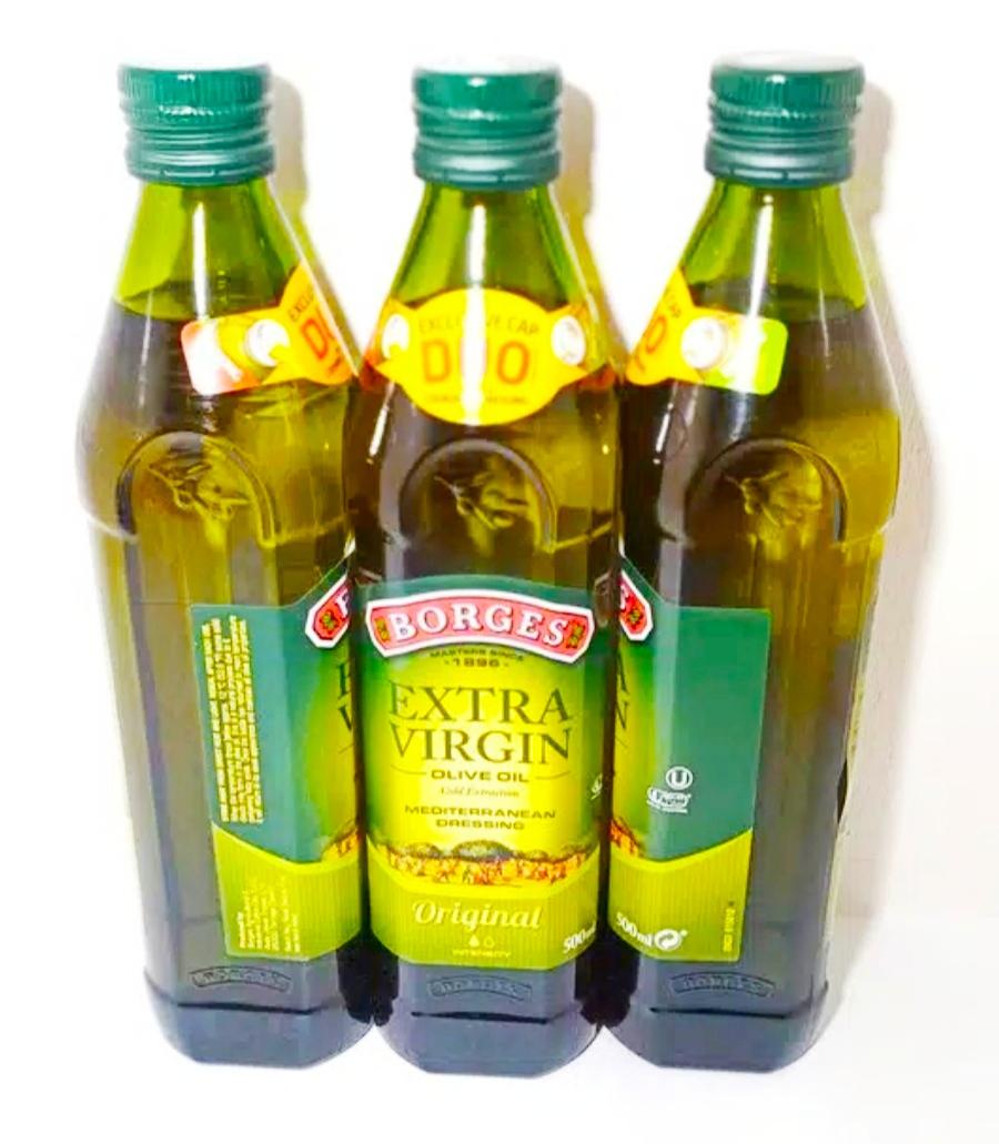 Jual Minyak Zaitun BORGES 250 ml dan 500 ml di surabaya