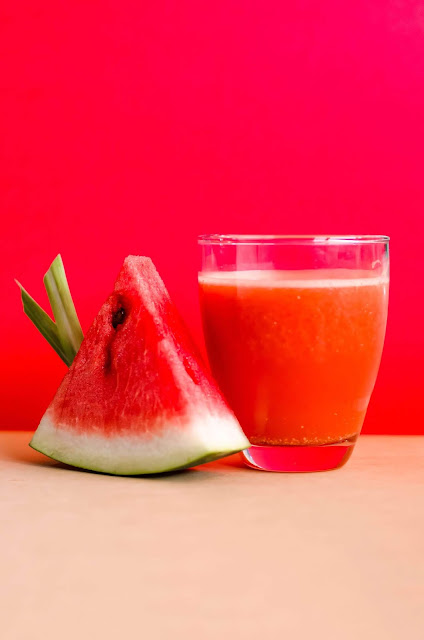 water melon for supple skin
