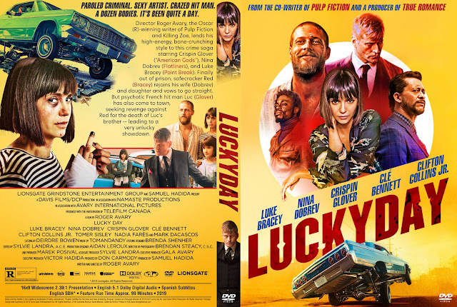 Lucky Day DVD Cover