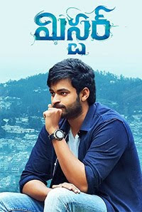 Mister 2017 Dual Audio 720p UNCUT BluRay [Hindi – Telugu] ESubs