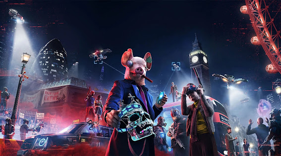 Watch Dogs Legion: a more serious approach