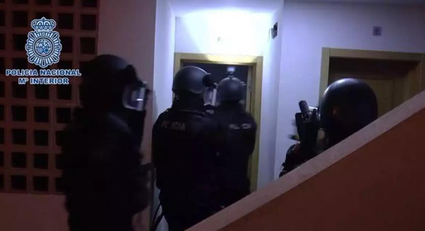 Un yihadista detenido «Quiero ser un mártir de la yihad» y atentar en España