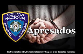 Montecristi: Policía detiene dos hombres, a uno se le acusa de violar hija menor de edad.