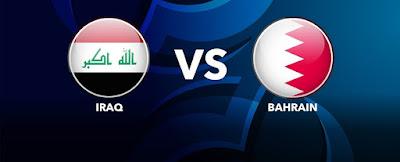 مشاهدة مباراة العراق والبحرين بث مباشر اليوم 5-9-2019 في التصفيات المؤهلة لكأس العالم 2022