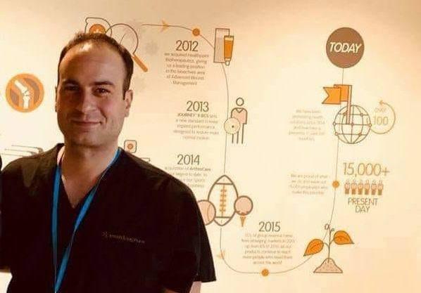 Σταμάτης Τσαμαδός: Ένας νέος επιστήμονας από την Ερμιονίδα διαπρέπει στο εξωτερικό