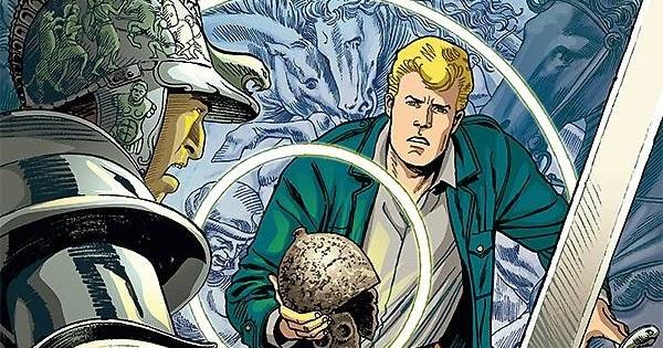 Martin mystere, con le nuove avventure a colori il detective dell'impossibile torna al centro del palcoscenico del fumetto