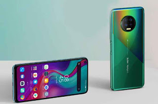 Infinix note 7 Specifications and price