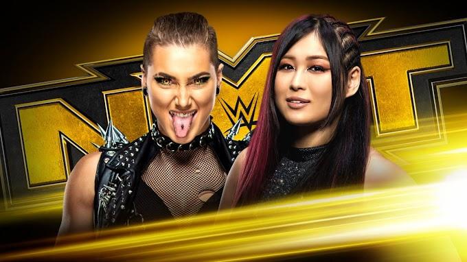 Assistir WWE NXT Ao Vivo 20/05/2020