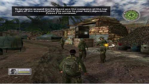 Game Conflict Vietnam Free Download For PC