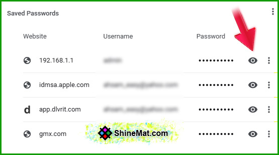 How To See Typed Password In Chrome In Text Mode? - ShineMat.com